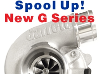 Spool Up! New G Series